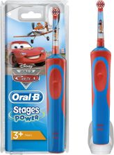 Oral-B Stages Power Kids Auta