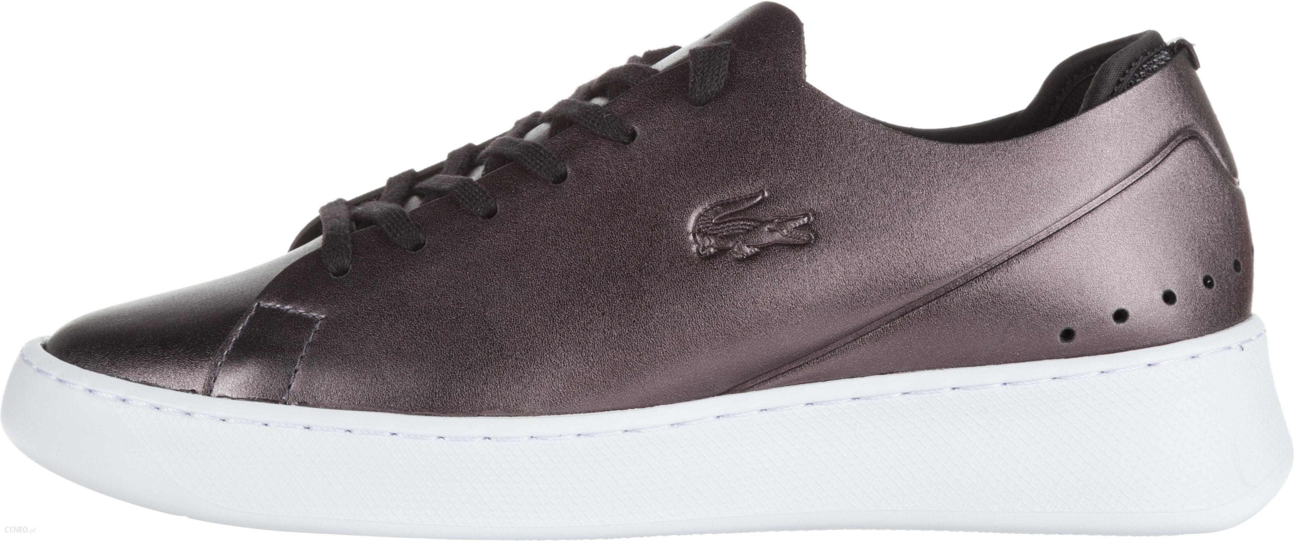 Lacoste Eyyla Sneakers Czarny 36 Ceny i opinie Ceneo.pl