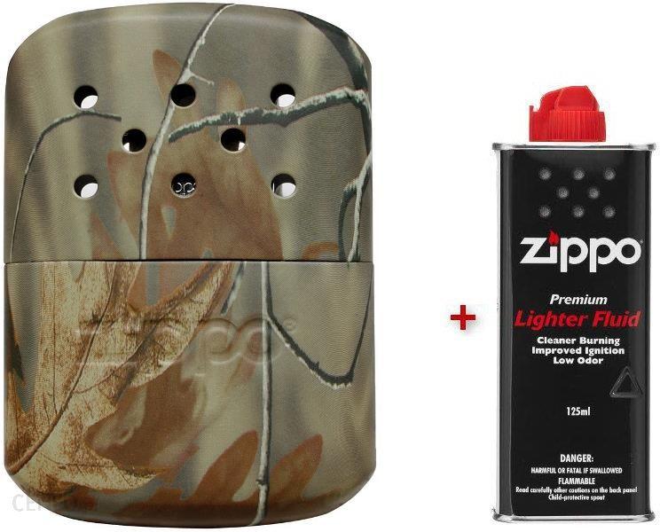 """""""Zippo Zippo"""" rankinis šildytuvas 12h 40349 REALTREE + benzinas"""
