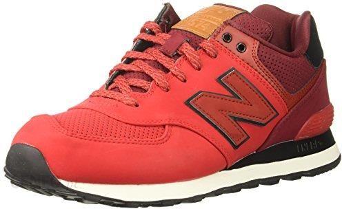 la meilleure attitude 30699 f8475 Amazon New Balance 574 Sneaker męskie - czerwony - 42 EU - Ceneo.pl
