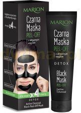 d902467a640d Marion Peel Off Maska Czarna Do Twarzy Peeloff Z Aktywnym Węglem 25 g