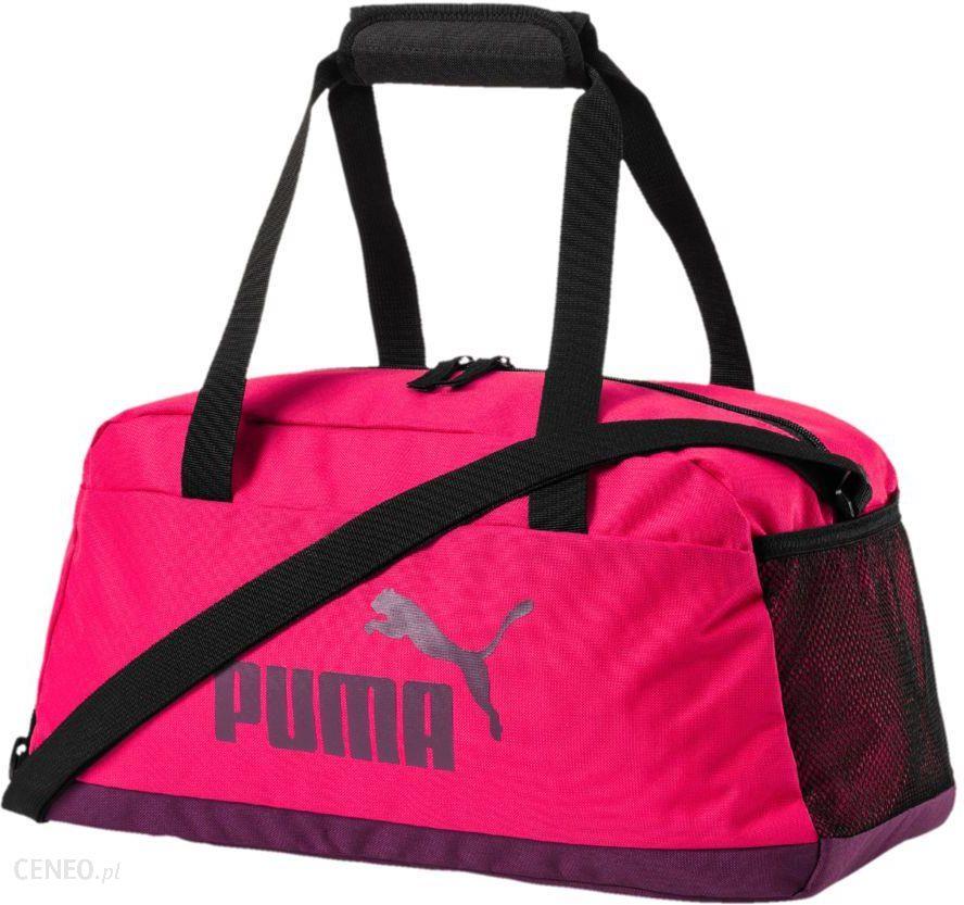 d71881a0dba8a Plecak Puma Phase Sport Różowy 74942 22 - Ceny i opinie - Ceneo.pl