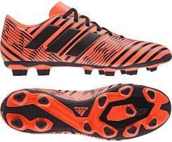 Adidas Men s Nemeziz 17.4 FxG Football Boots Red CP9007 - Ceny i ... 9d885a923