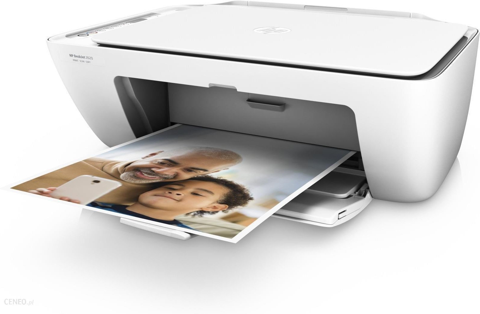 Urządzenie wielofunkcyjne HP DeskJet 2620 (V1N01B)