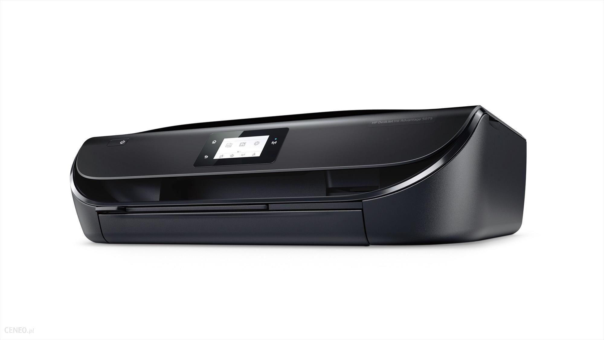 Urzdzenie Wielofunkcyjne Hp Deskjet Ink Advantage 5075 M2u86c Printer 4675 All In One Drukarka Zdjcie 3
