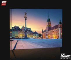 Stare Miasto Warszawa Obraz Podświetlany Led Opinie I Atrakcyjne