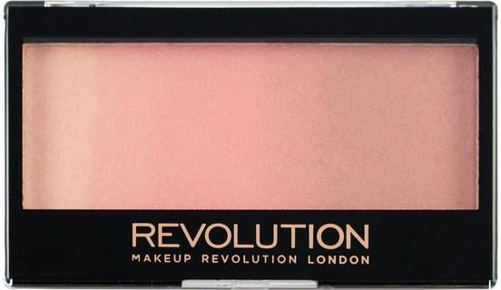 Makeup Revolution gradient Highlighter Rozświetlacz Do Twarzy 02 Rose Quartz Light - zdjęcie 1