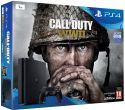 Sony PlayStation 4 1TB Slim + Call Of Duty WWII