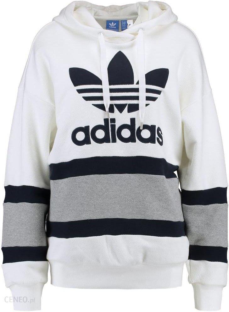 adidas originals white bluza