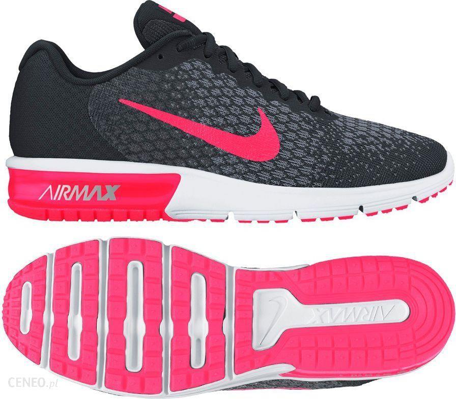 a3cd9e0c683bc Nike Buty Nike WMNS Air Max Sequent 2 852465 006 852465 006 czarny 36 1/