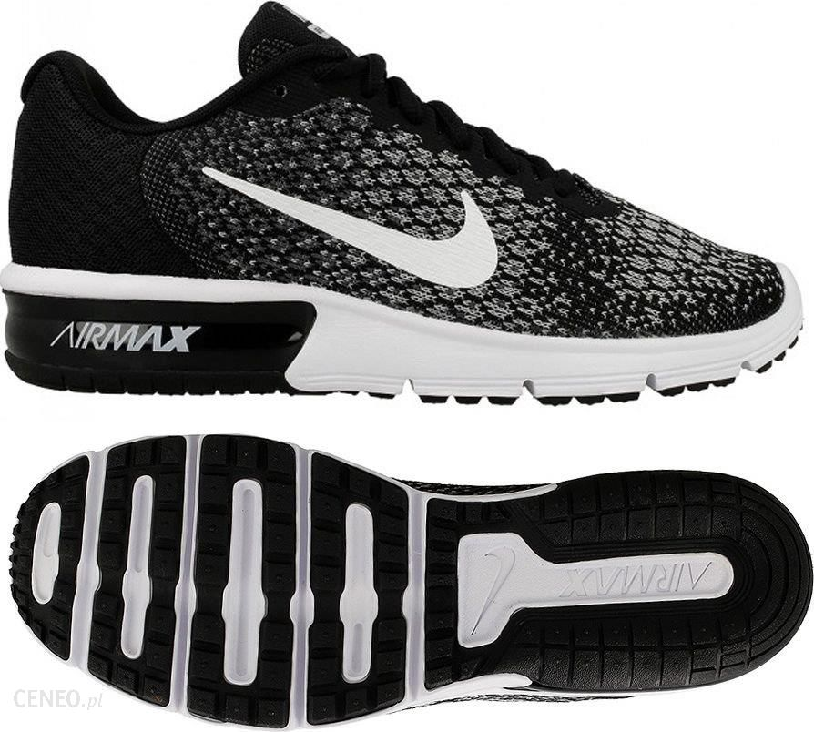 Nike Buty Nike WMNS Air Max Sequent 2 852465 002 852465 002 czarny 38 852465 002 Ceny i opinie Ceneo.pl