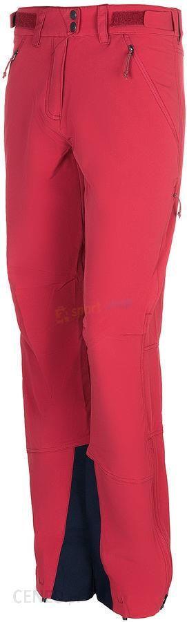Spodnie zimowe damskie Sesvenna Freak DST Salewa (czerwone)