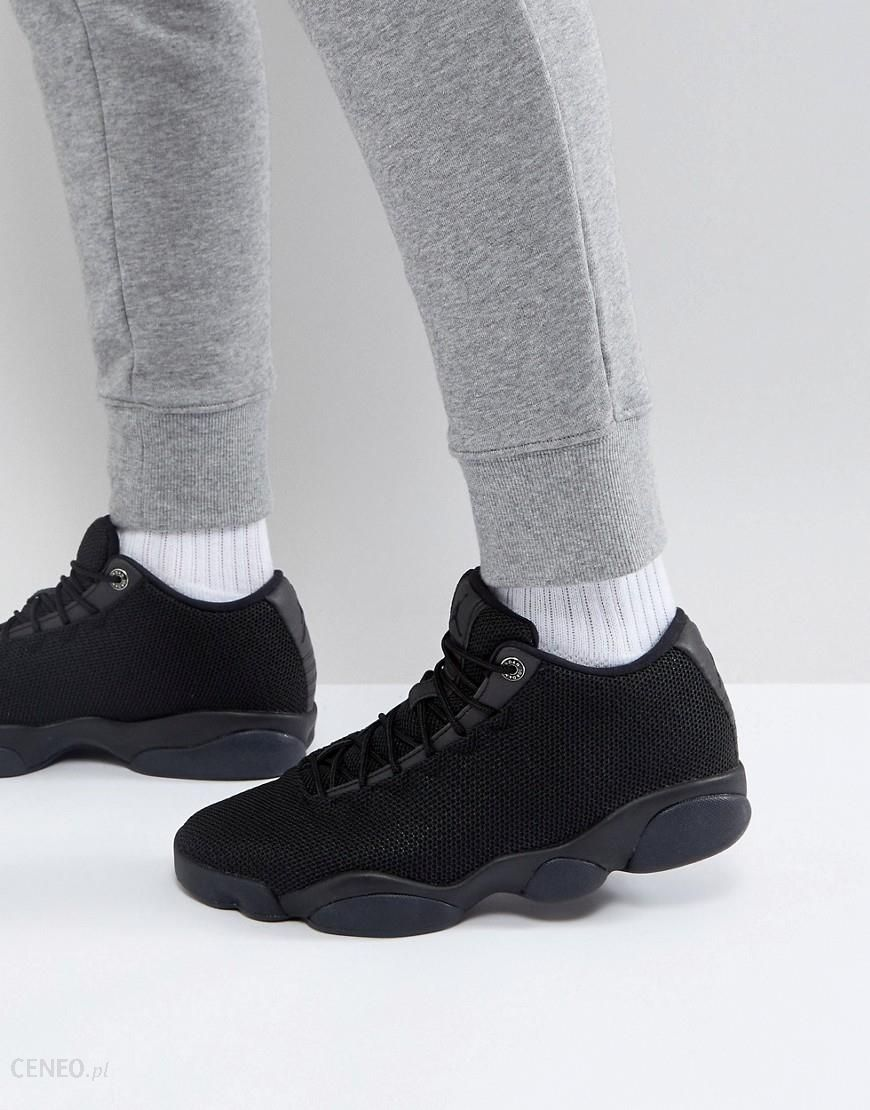 2812c548583e8b ... purchase nike jordan horizon low trainers in black 845098 011 black  zdjcie 1 952ba 7a162