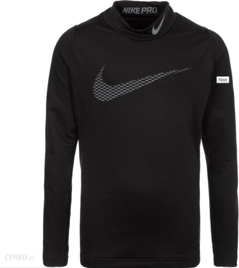 Nike Koszulka Nike B NP WM TOP LS Mock GFX 856134 010 856134 010 czarny XL 176 cm 856134 010 Ceny i opinie Ceneo.pl