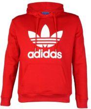adidas Originals Trefoil Bluza Czerwony