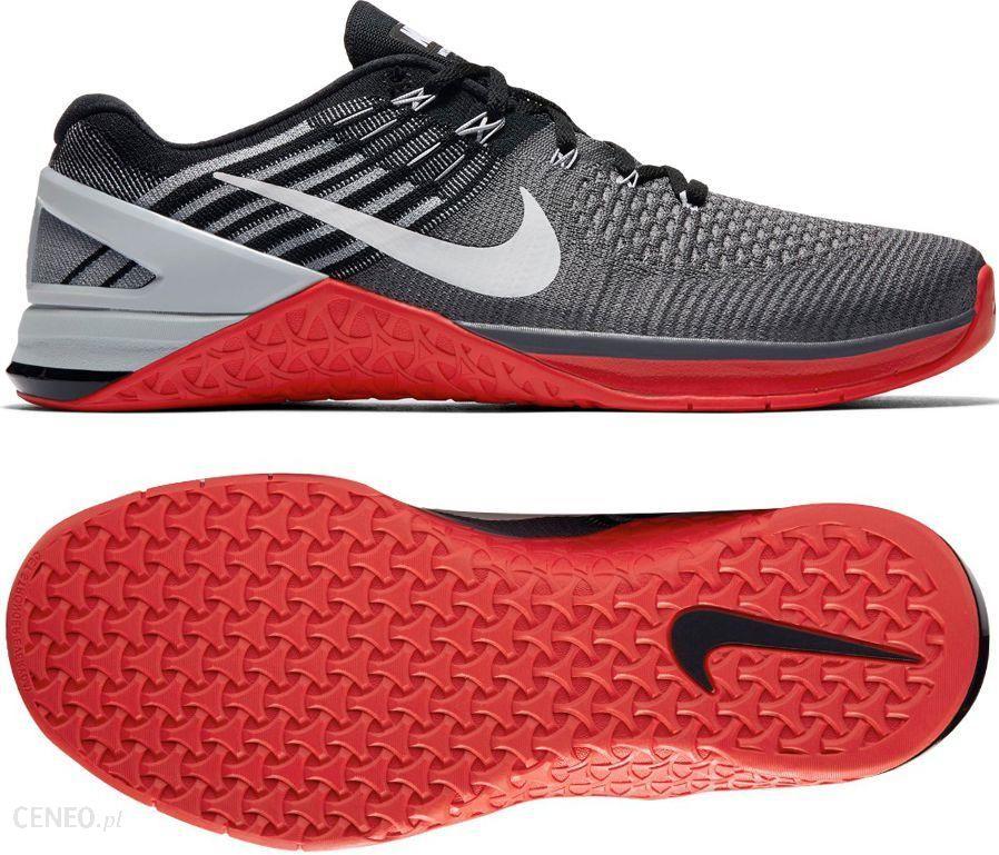 Nike Buty Nike Mens Metcon DSX Flyknit Shoe 852930 002 852930 002 szary 42 852930 002 Ceny i opinie Ceneo.pl