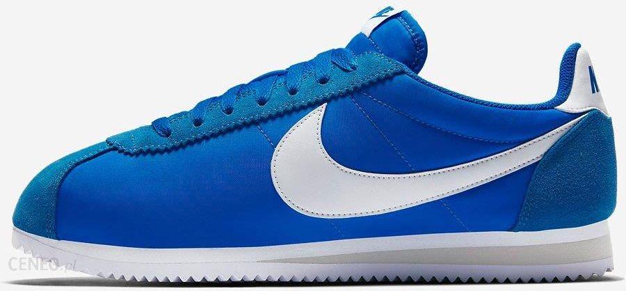 Nike Buty Nike Classic Cortez Nylon 807472 400 S 807472 400 S niebieski 43 807472 400 S Ceny i opinie Ceneo.pl