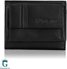 b4141b797acef Mały portfel męski Samsonite z zewnętrzną kieszenią na bilon 15A-248 RFID