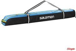 Salomon Extend 1Pair 130+25 Skibag Czarny Niebieski
