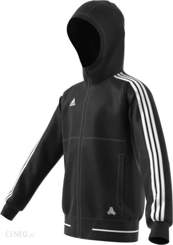 Adidas Bluza adidas Tanc Wov JKT Y Junior BK3747 BK3747 czarny 164 cm BK3747 Ceny i opinie Ceneo.pl