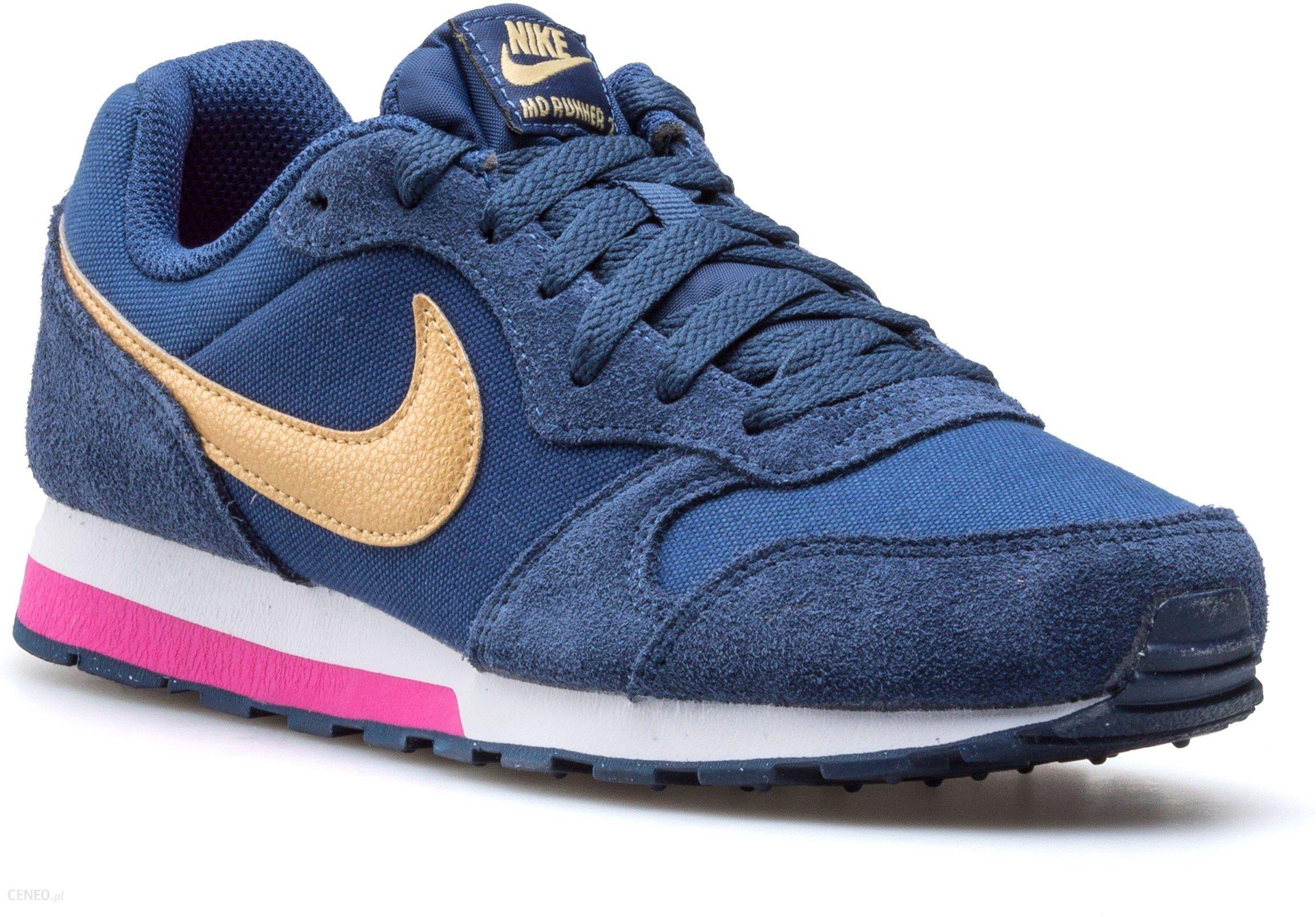 Buty dziecięce Nike MD Runner 2 807319-406 r. 36 - Ceny i opinie ... 8105b26af58