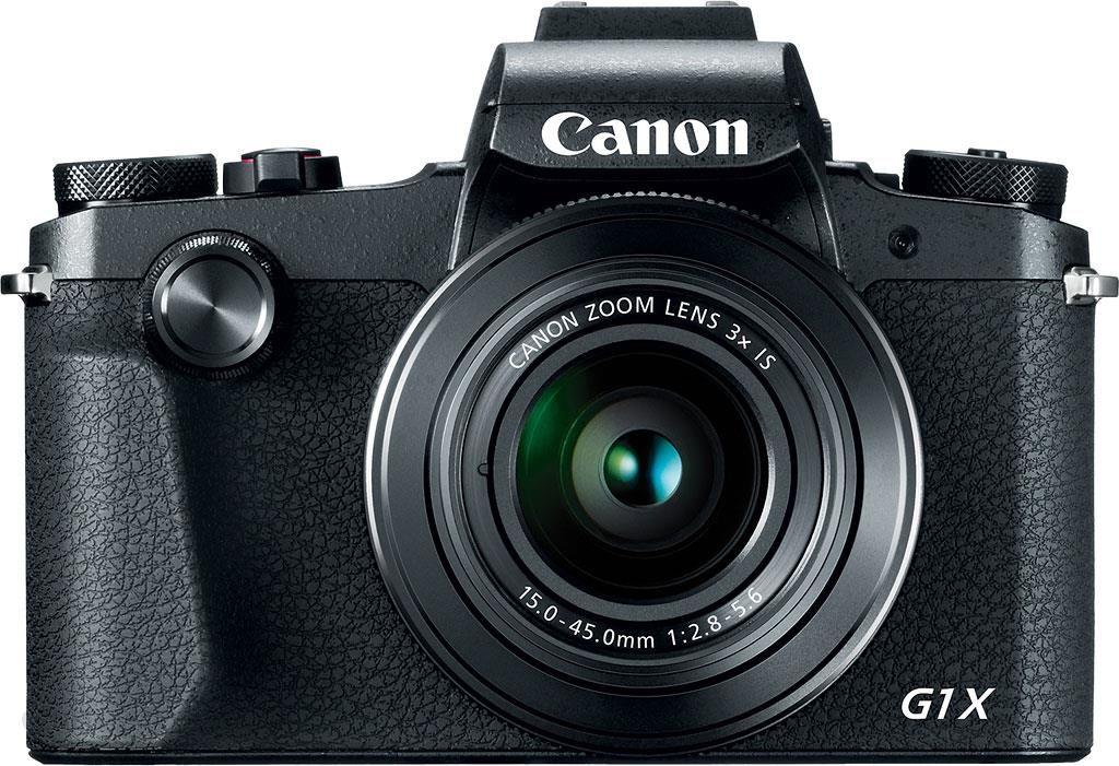 """Canon PowerShot G1 X Mark III"" juodas (2208C002)"
