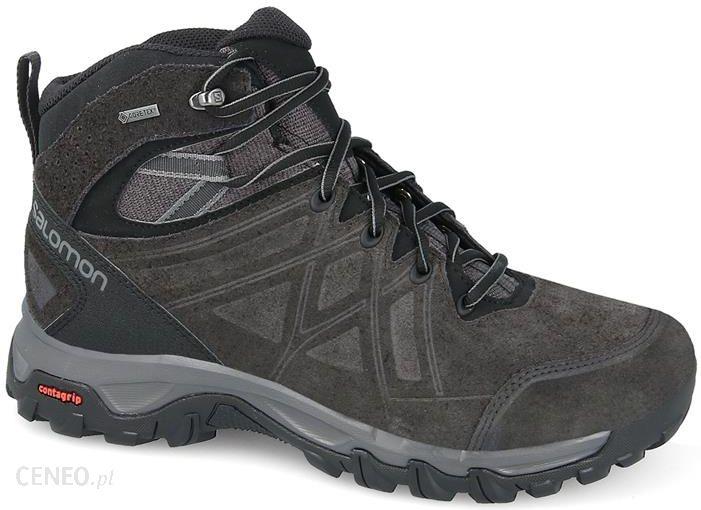 Buty trekkingowe Salomon Evasion 2 MID Lth Gtx8714 Ceny i