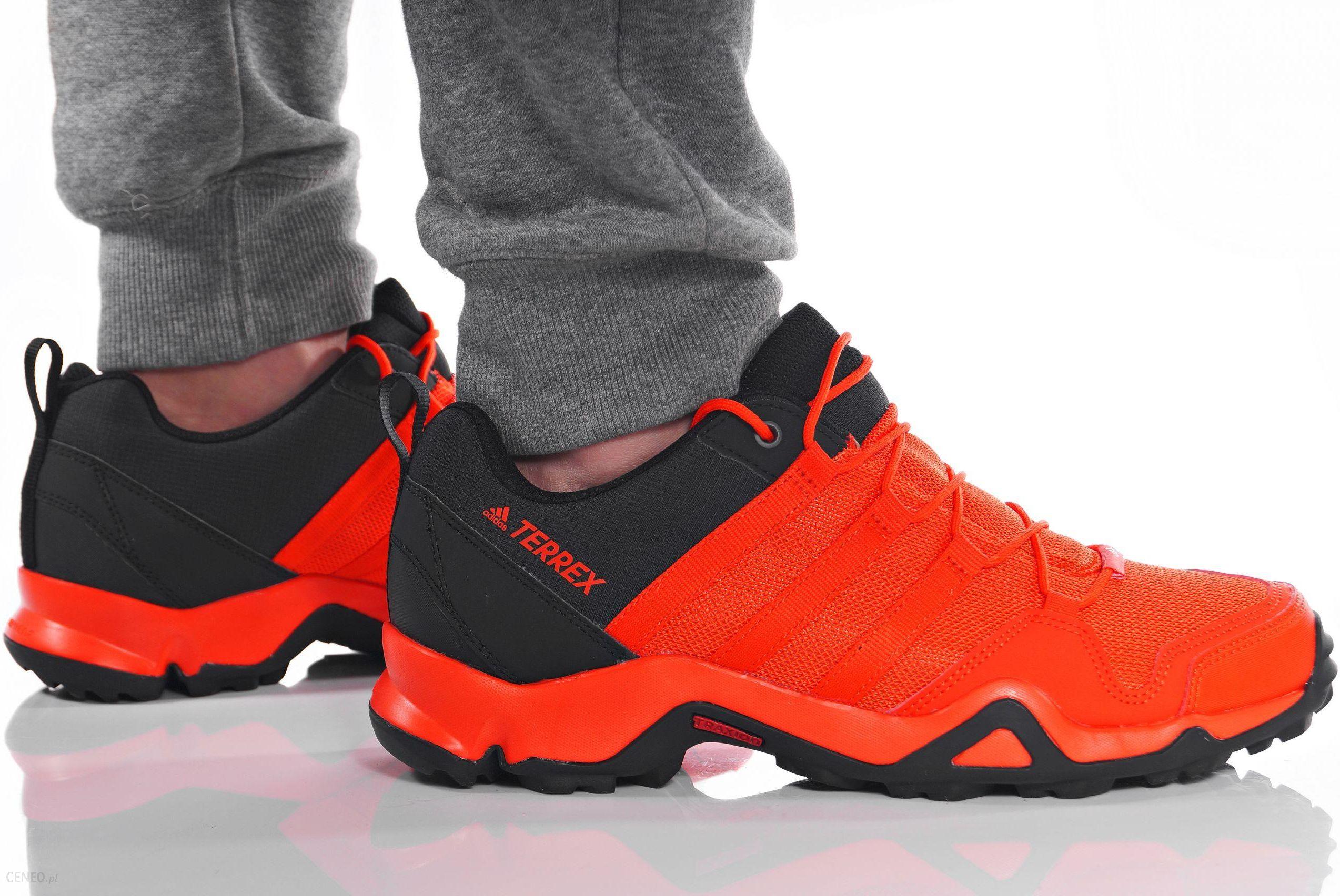 Buty adidas terrex ax2r bb1982 męskie trekking Zdjęcie na