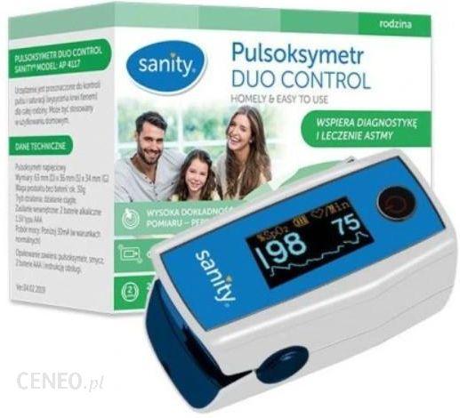 pulsoksymetr sanity