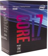 Intel Core i7-8700K 3,70GHz BOX (BX80684I78700K)