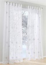 Bonprix Firana Płatki śniegu 1szt Biały 2 910804 Opinie I Atrakcyjne Ceny Na Ceneopl