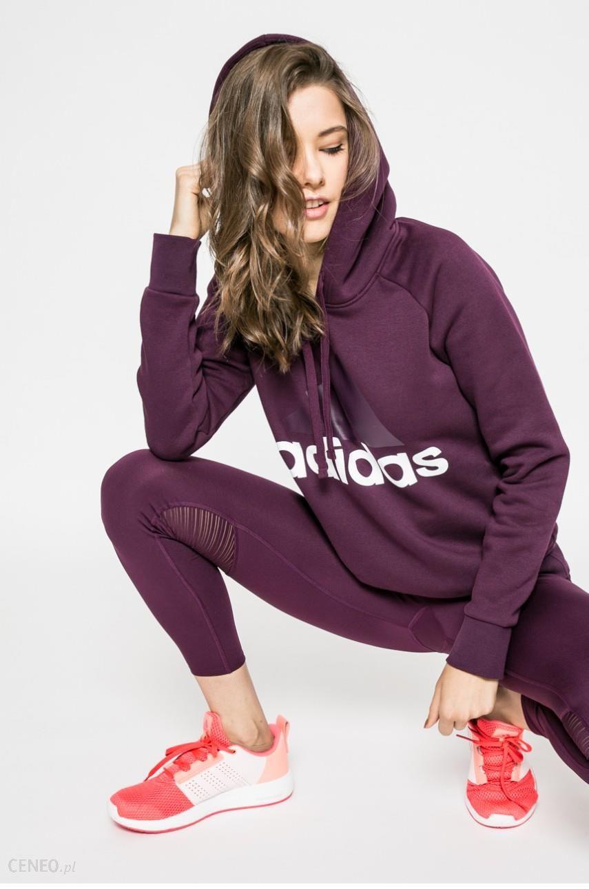 całkowicie stylowy na stopach o kupować nowe adidas Performance - Bluza
