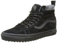 Amazon Buty sportowe za kostkę Vans SK8 HI dla dorosłych, kolor: biały, rozmiar: 40