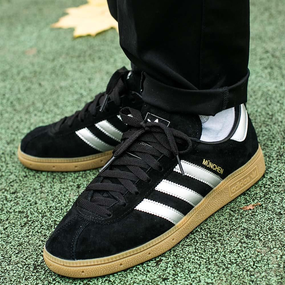 Buty adidas Munchen Core Black (BY9790) Ceny i opinie Ceneo.pl