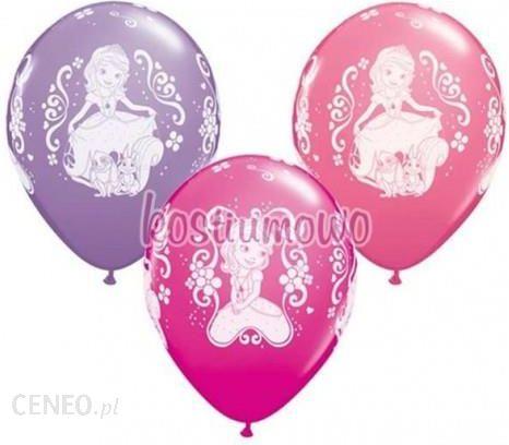 Balon Lateksowy Księżniczka Zosia 27cm 1szt Ceny I Opinie Ceneopl