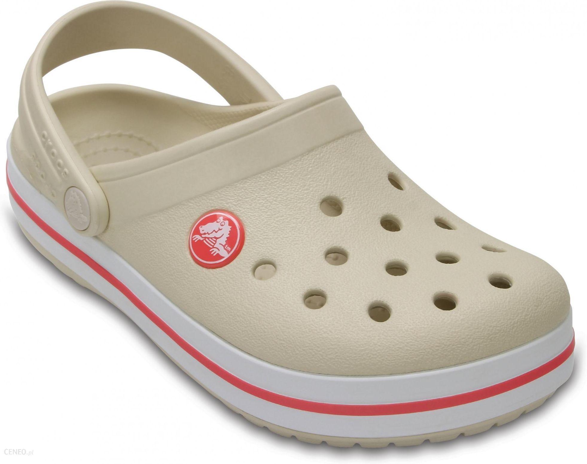 15b5ff83f2c5f Crocs Crocband Clog K Stucco/Melon 25.5 - Ceny i opinie - Ceneo.pl