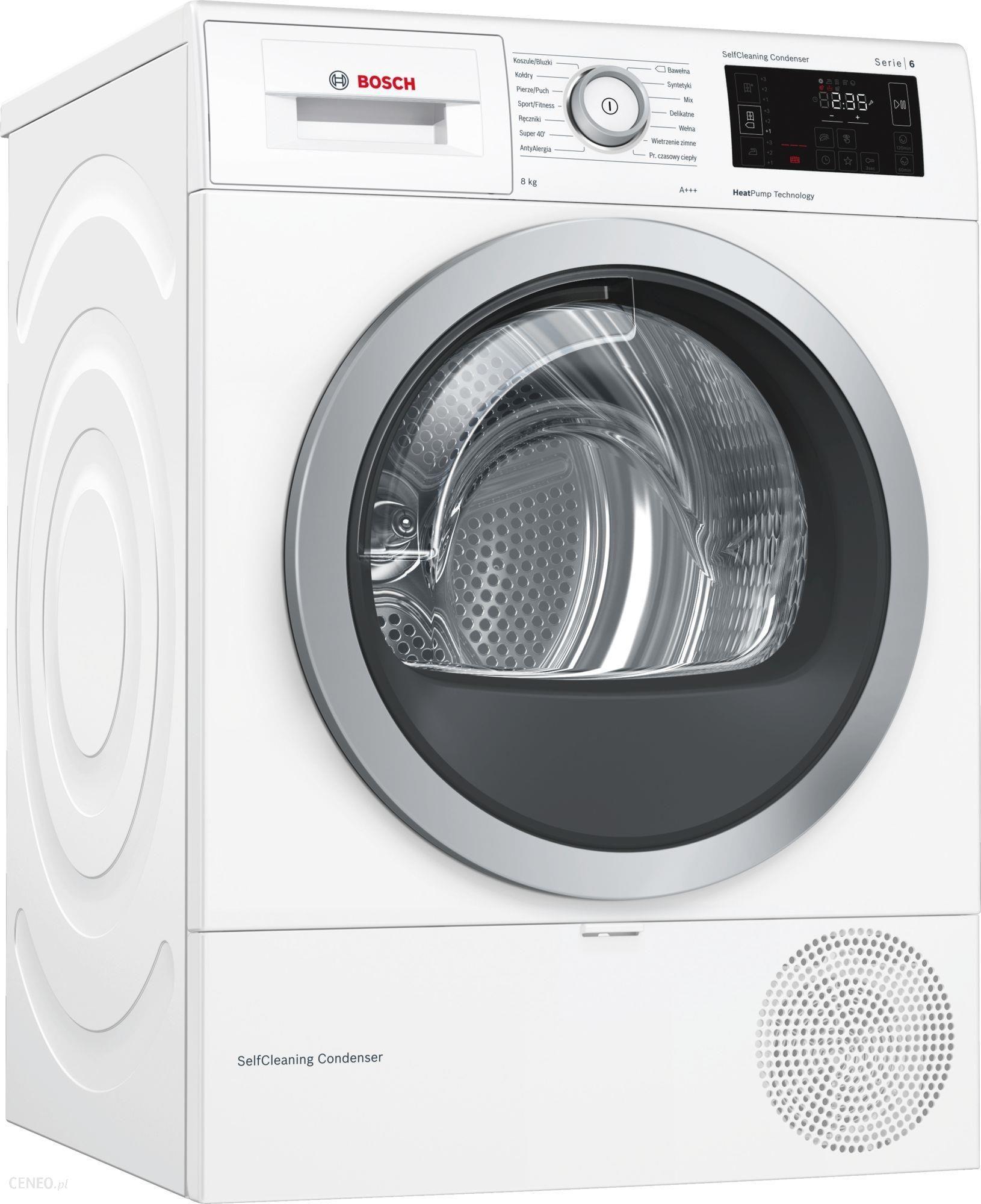 suszarka do prania Bosch