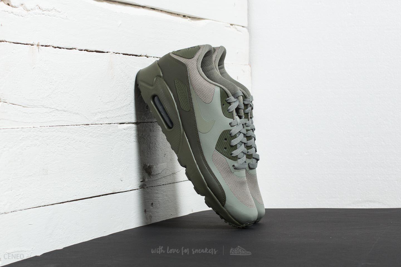 Mens Nike Air Max 90 Ultra 2.0 Essential Trainers GreyKhaki