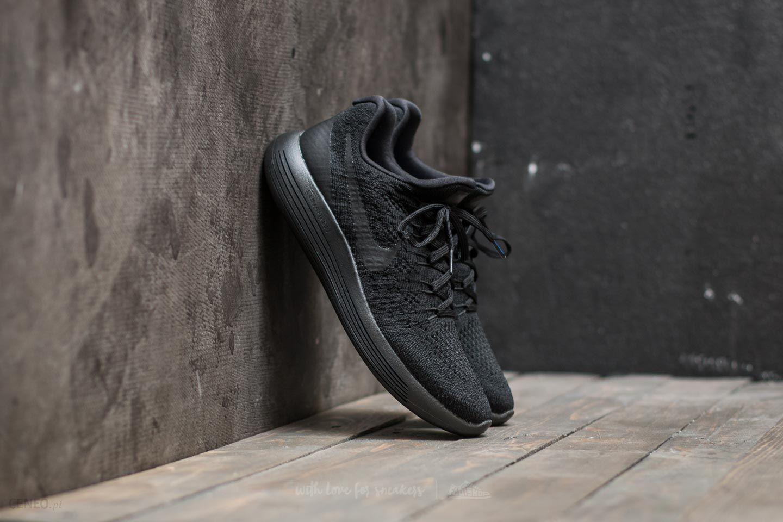 Nike W Lunarepic Low Flyknit 2 Black Black Racer Blue