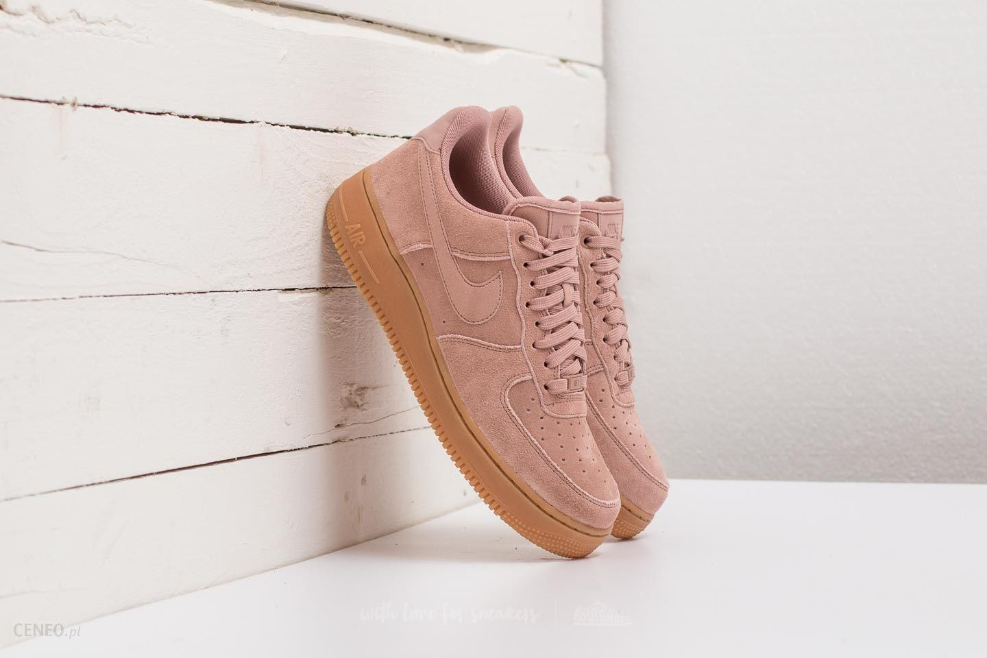 nike air force 1 07 lv8 suede pink