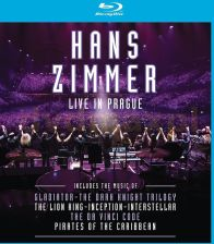Hans Zimmer: Live In Prague [Blu-Ray]