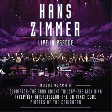 Hans Zimmer: Live In Prague [2CD]
