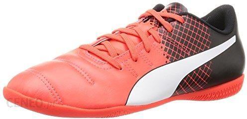 Amazon Buty piłkarskie Puma evoPOWER 4.3 Tricks IT Jr dla dzieci, kolor: czerwony, rozmiar: 30 Ceneo.pl