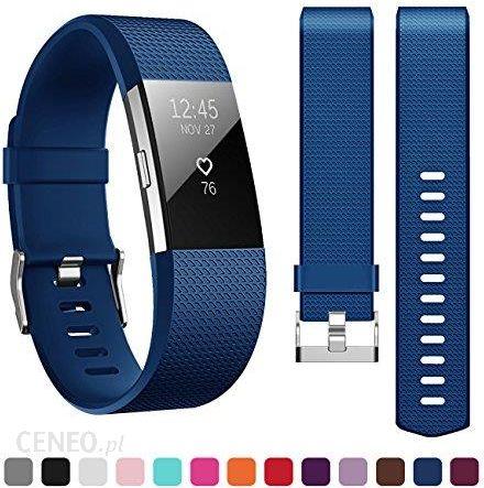 5f1a7e83c1ba6f Amazon Kutop pasek na Fitbit Charge 2, z miękkiego tworzywa TPU, pasek  zamienny,