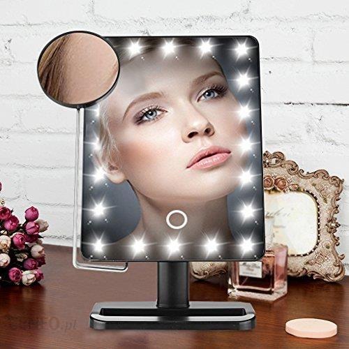 Amazon Ovonni L208 Led Touch Screen Lusterko Kosmetyczne Z 10 X Lupa