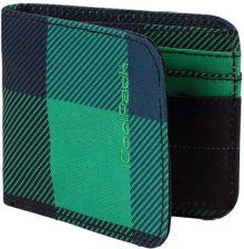 51ad33b0babf1 Portfel młodzieżowy kolor 499 60202CP Patron Coolpack - Zielony ||  Granatowy || Multikolor