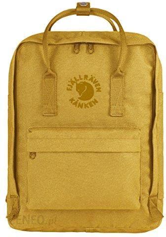 dostępność w Wielkiej Brytanii profesjonalna sprzedaż specjalne wyprzedaże Amazon Fjällräven Re-Kånken plecak unisex 16L , żółty