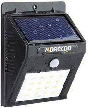 Amazon Lampy solarne z czujnikiem ruchu, more COO karnawał 15 LED lampa solarna wodoszczelność światła czujnik ruchu oświetlenie bezpieczeństwa drogi