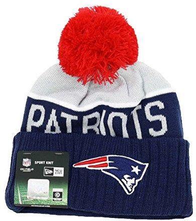 ... shop amazon new england patriots new era 2015 nfl sideline on field sport  knit hat kapelusz ef16e7949