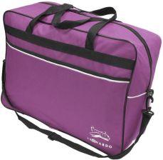 56fff5ee42155 RYANAIR bagaż podręczny 55x40x20 torba do samolotu fioletowa - Fioletowy